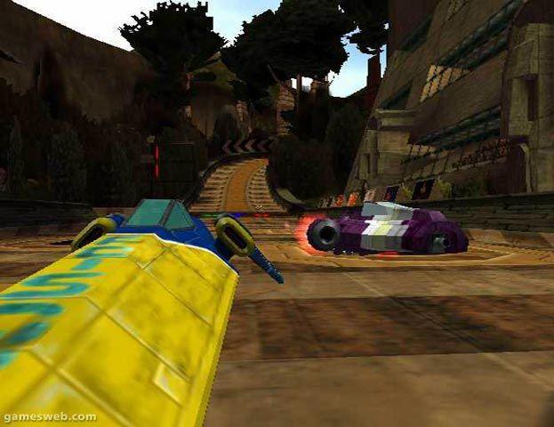 Wipeout Fusion  Archiv - Screenshots - Bild 15