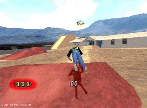MTV Sports: T.J. Lavin's Ultimate BMX - Screenshots - Bild 16