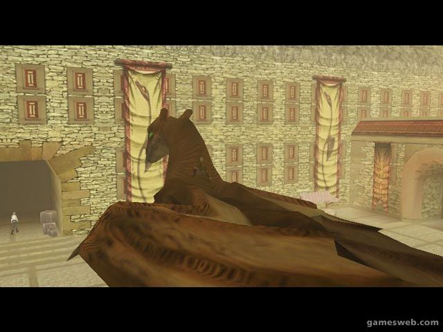 Dragon Riders: Chronicles of Pern - Screenshots - Bild 2