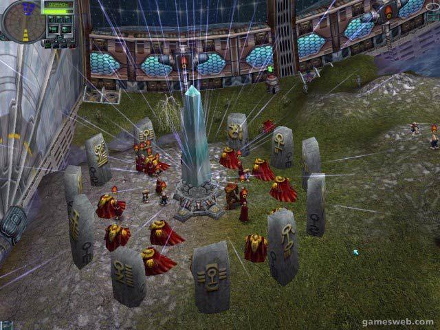 Startopia - Screenshots - Bild 3