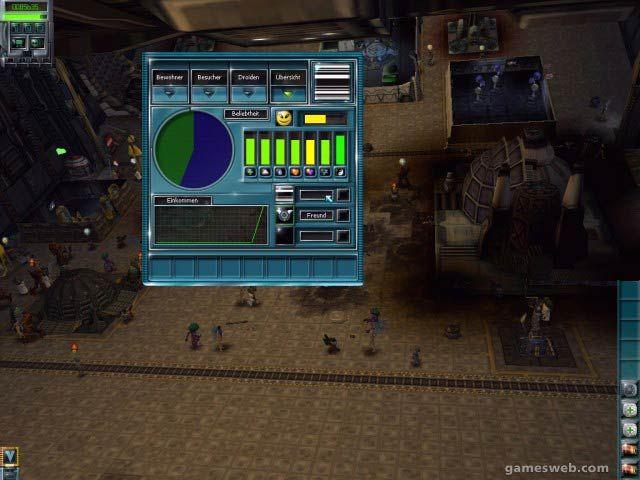 Startopia - Screenshots - Bild 13