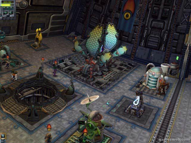 Startopia - Screenshots - Bild 4