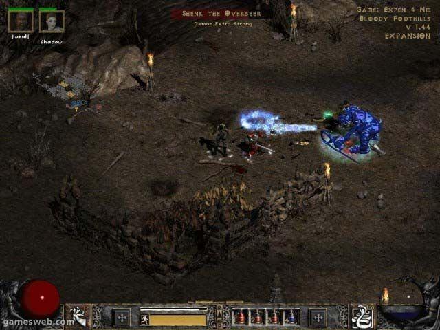 Diablo II: Lord of Destruction - Screenshots - Bild 7