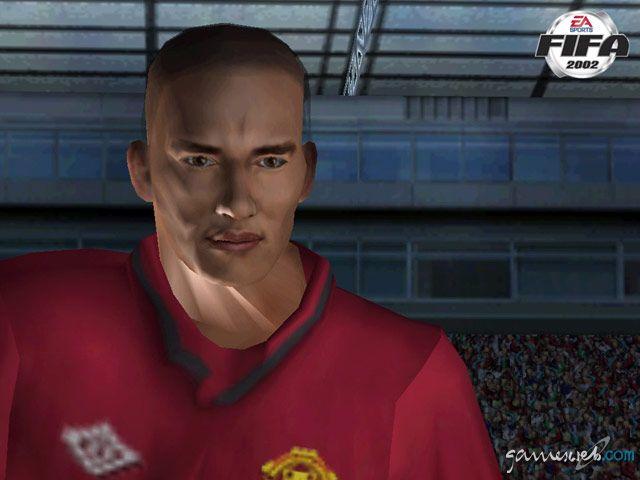 FIFA 2002  Archiv - Screenshots - Bild 23