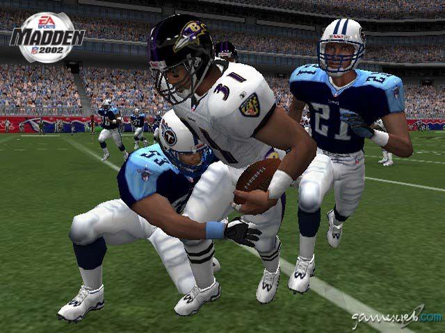 Madden NFL 2002  Archiv - Screenshots - Bild 7
