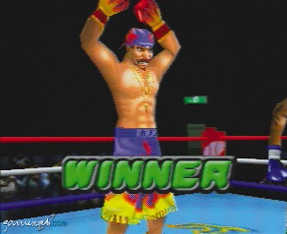 Victory Boxing Contender  Archiv - Screenshots - Bild 14