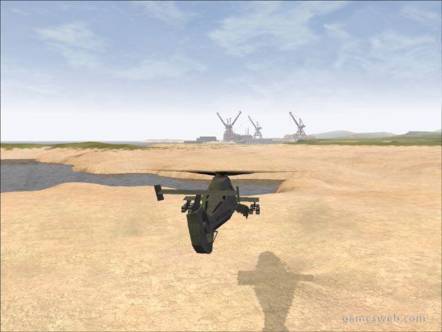 Comanche 4.0  Archiv - Screenshots - Bild 18