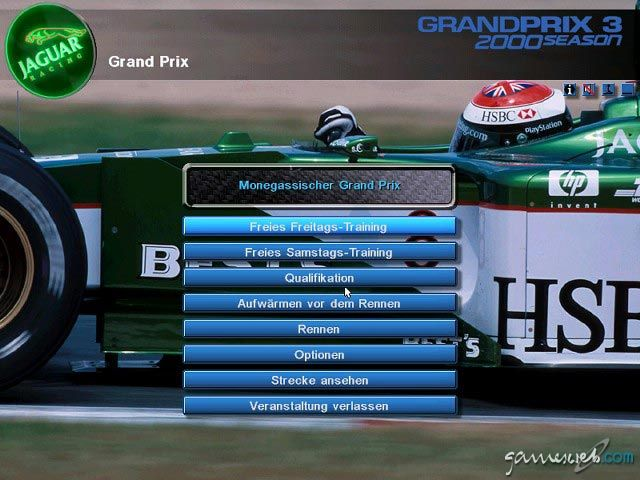 Grand Prix 3 - Screenshots - Bild 20