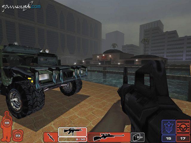 Mobile Forces  Archiv - Screenshots - Bild 6