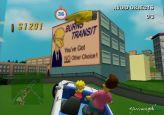 Simpsons Road Rage  Archiv - Screenshots - Bild 9