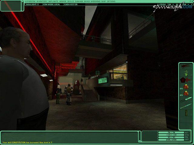 Neocron  Archiv - Screenshots - Bild 44