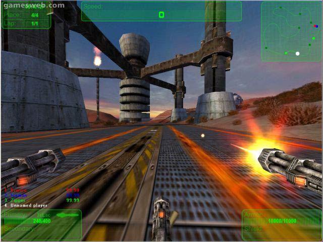 HoveRace  Archiv - Screenshots - Bild 9