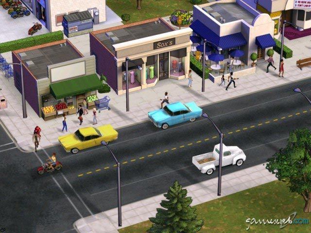 SimsVille  Archiv - Screenshots - Bild 7