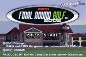 ESPN Final Round Golf 2002  Archiv - Screenshots - Bild 2