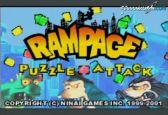 Rampage Puzzle Attack  Archiv - Screenshots - Bild 2