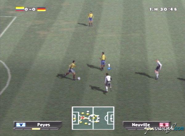 Pro Evolution Soccer - Screenshots - Bild 11