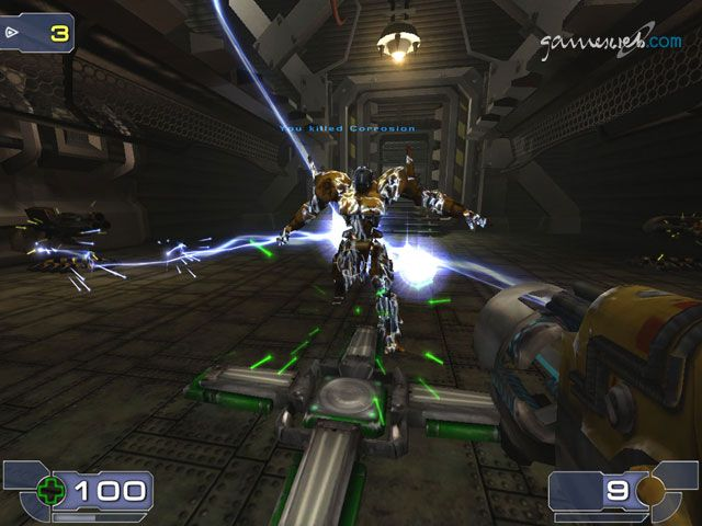 Unreal Tournament 2003 - Screenshots - Bild 13