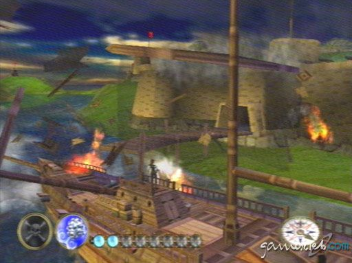 Pirates: The Legend of Black Kat - Screenshots - Bild 21