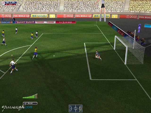 FIFA Fussball Weltmeisterschaft 2002 - Screenshots - Bild 19