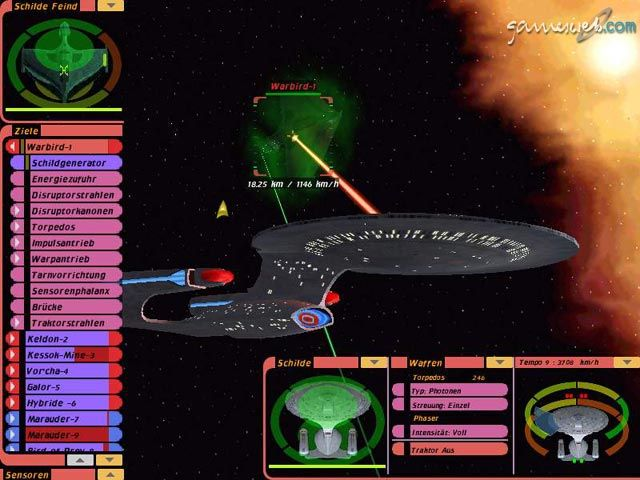 Star Trek: Bridge Commander - Screenshots - Bild 19