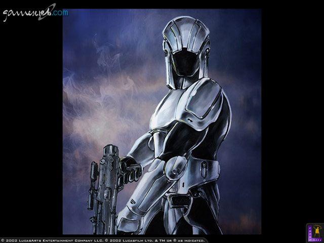 Star Wars: Knights of the Old Republic - Artworks - Bild 13