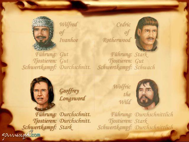 Defender of the Crown - Screenshots - Bild 19