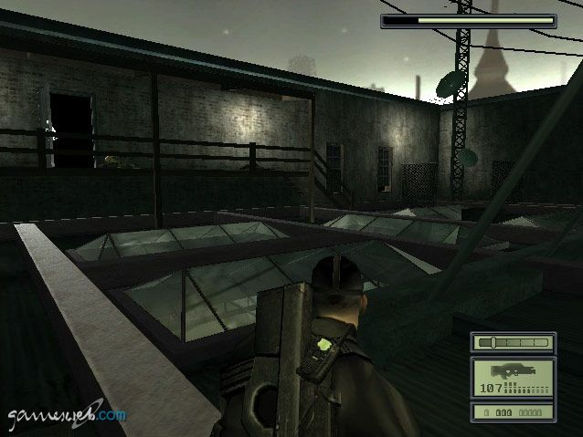 Tom Clancy's Splinter Cell - Screenshots - Bild 17736