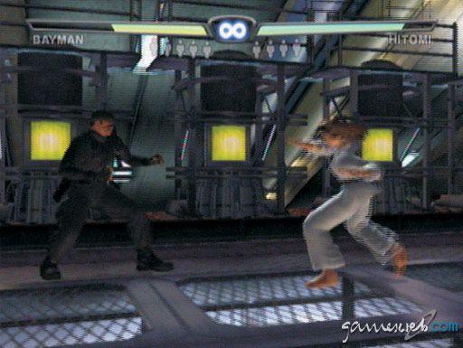 Dead or Alive 3 - Screenshots - Bild 8
