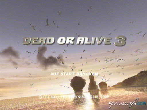 Dead or Alive 3 - Screenshots - Bild 17