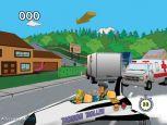 The Simpsons: Road Rage - Screenshots - Bild 2