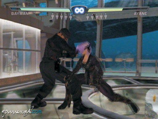Dead or Alive 3 - Screenshots - Bild 6