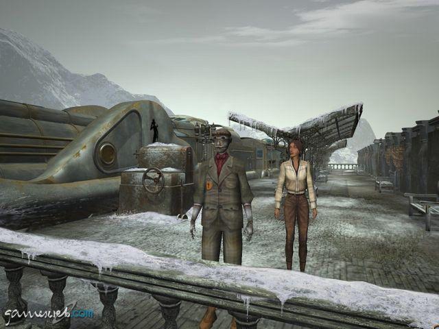 Syberia  Archiv - Screenshots - Bild 24