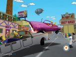 The Simpsons: Road Rage - Screenshots - Bild 15