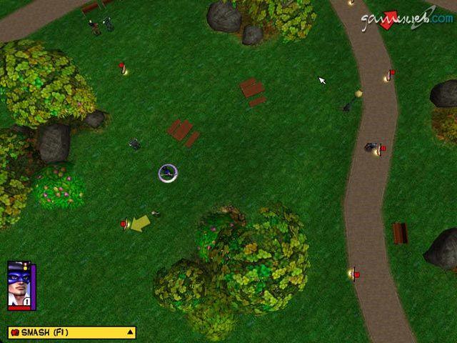 Freedom Force - Screenshots - Bild 2