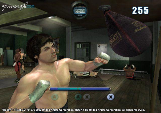 Rocky  Archiv - Screenshots - Bild 2
