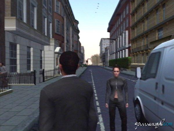 The Getaway - Screenshots - Bild 12