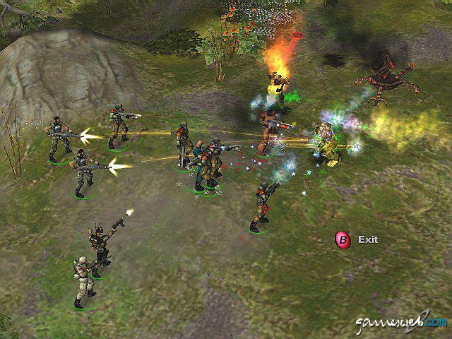 Aliens vs. Predator: Extinction  Archiv - Screenshots - Bild 10