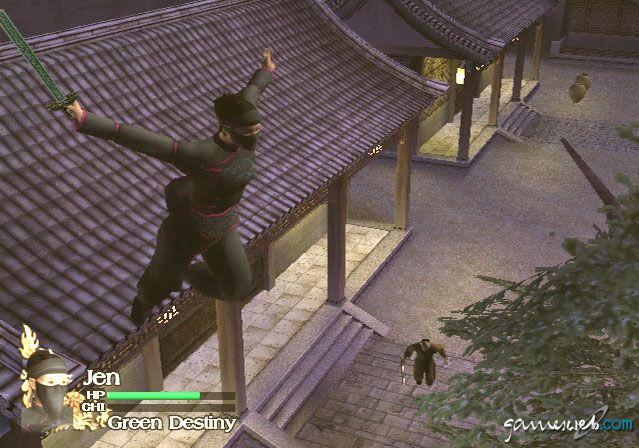 Crouching Tiger, Hidden Dragon  Archiv - Screenshots - Bild 64