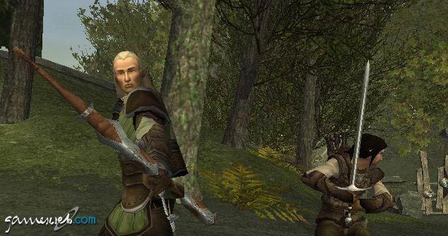 Lord of the Rings: The Treason of Isengard  Archiv - Screenshots - Bild 39