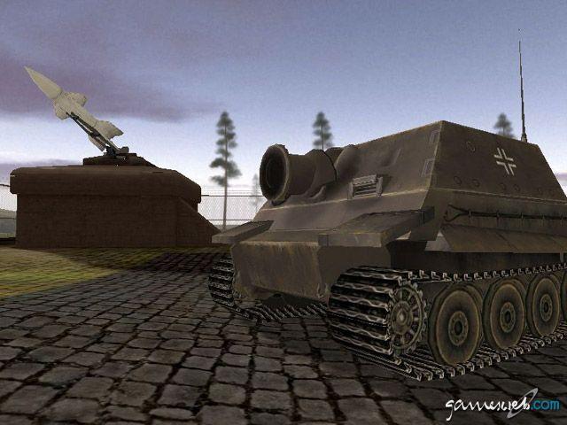 Battlefield 1942: Secret Weapons of WWII  Archiv - Screenshots - Bild 22