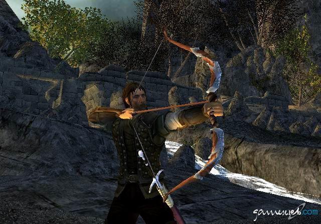 Lord of the Rings: The Treason of Isengard  Archiv - Screenshots - Bild 40