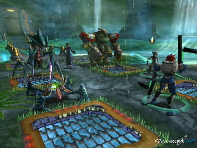 Phantasy Star Online Episode 3: C.A.R.D. Revolution  Archiv - Screenshots - Bild 43