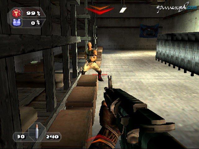 Fugitive Hunter  Archiv - Screenshots - Bild 3