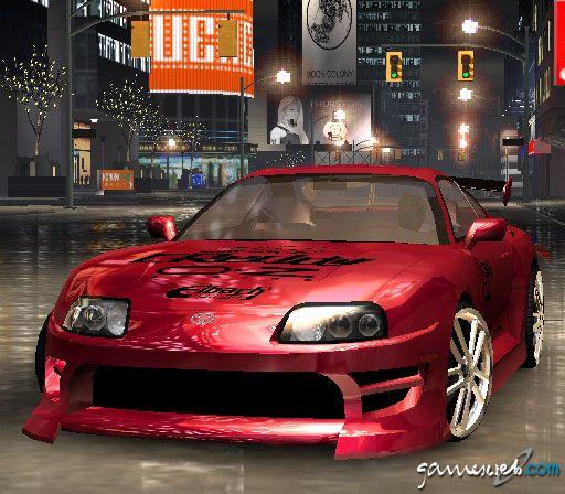 Need for Speed Underground  Archiv - Screenshots - Bild 13