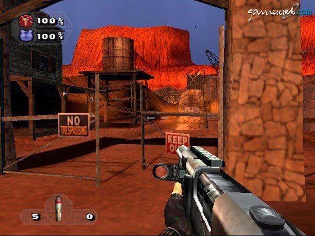 Fugitive Hunter  Archiv - Screenshots - Bild 17
