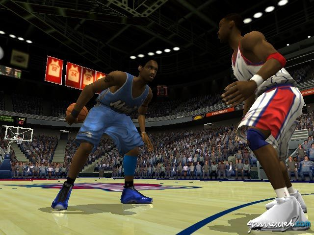 NBA Live 2004  Archiv - Screenshots - Bild 12