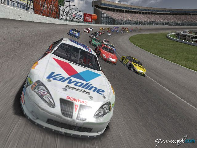 NASCAR Thunder 2004  Archiv - Screenshots - Bild 11