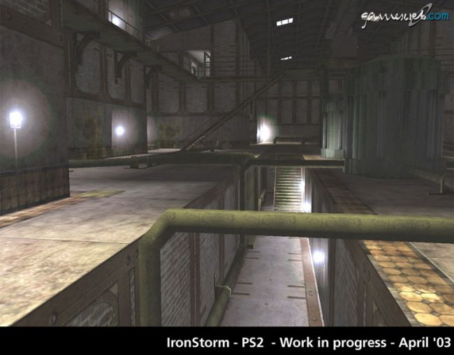 World War Zero: IronStorm  Archiv - Screenshots - Bild 18