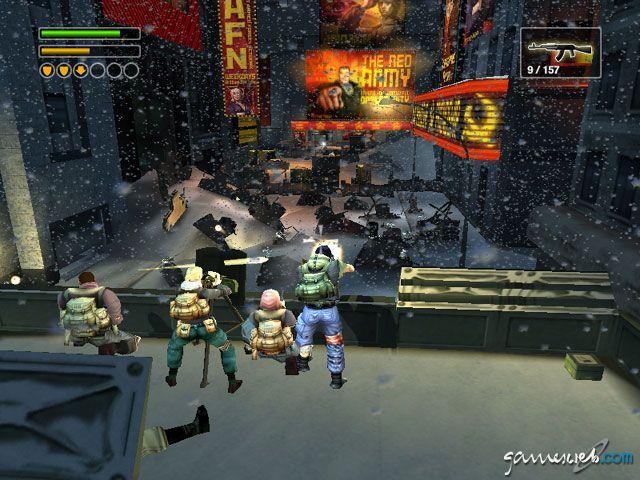 Freedom Fighters  Archiv - Screenshots - Bild 12