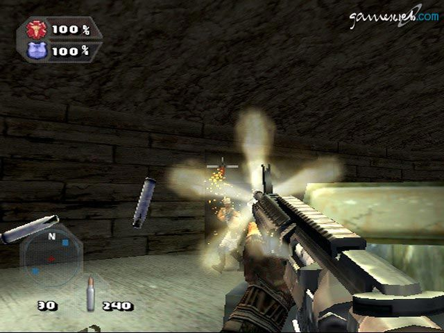 Fugitive Hunter  Archiv - Screenshots - Bild 2